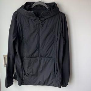 Lululemon Prima-Loft 3/4 zip hoodie